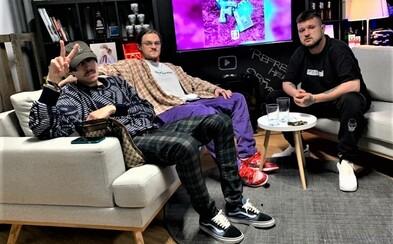F-tapes feat. Otis: Reselling, počiatky streetwearu a áčkový rap lifestyle na Slovensku