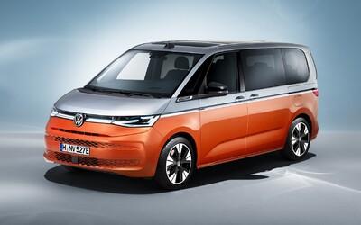Slávny Volkswagen Multivan prichádza v úplne novej generácii, pri ktorej neostal kameň na kameni