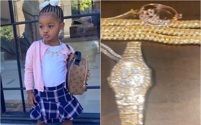 2-ročná dcéra Cardi B má Instagram. Fotí značkové oblečenie a diamantové šperky.