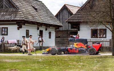 F1 na Slovensku a v Česku: od hradu k hradu