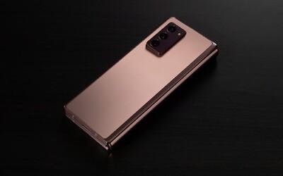 Samsung predstavil aj druhú generáciu skladacieho Galaxy Z Fold 2.