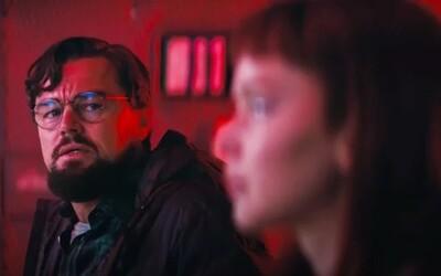 Sleduj prvé sekundy zo sci-fi komédie s Leonardom DiCapriom od Netflixu.