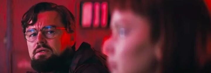 Sleduj první vteřiny ze sci-fi komedie s Leonardem DiCapriem od Netflixu