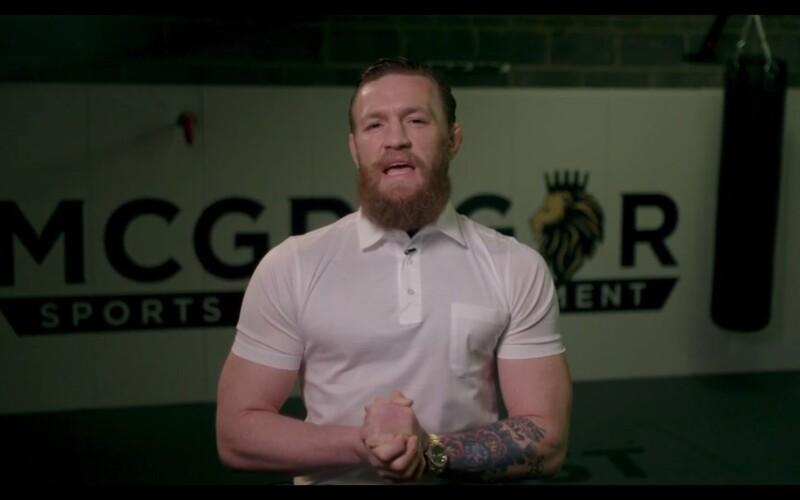 Connor McGregor chce od írskej vlády, aby do ulíc vyslala armádu. Občania majú ostať doma a posilňovať svoju imunitu.