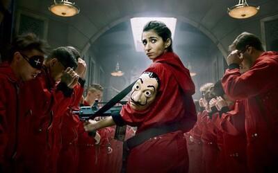 Money Heist sa mal skončiť 2. sériou. Netflix však španielsky seriál kúpil a stal sa z neho celosvetový fenomén