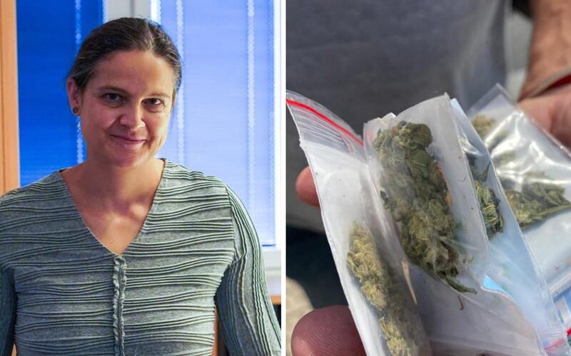 Ministerka Kolíková: Tresty za marihuanu treba zmeniť, momentálne nereflektujú závažnosť činu.