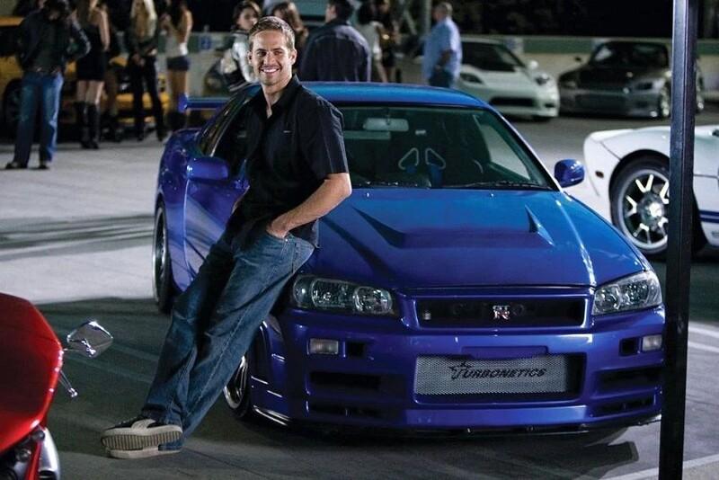 V ktorom filme sa prvýkrát objavil Nissan Skyline R34?