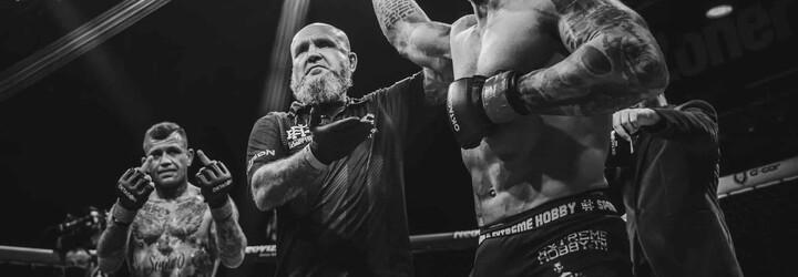 """Nenáviděný i milovaný MMA bojovník Vašek """"Baba Jaga"""" Mikulášek: Hejterům se směju, co dokázali oni? (Rozhovor)"""