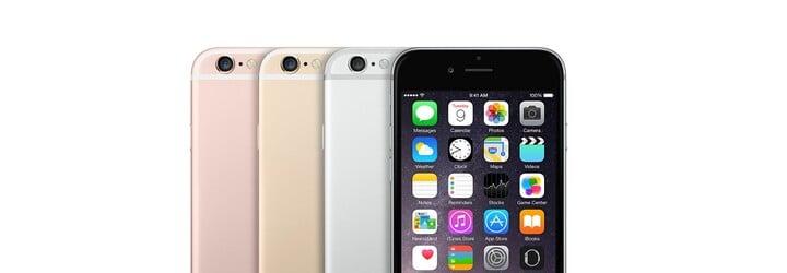 Apple si objednal 90 milionů iPhonů 6S a 6S Plus. Pokoří všechny dosavadní rekordy?
