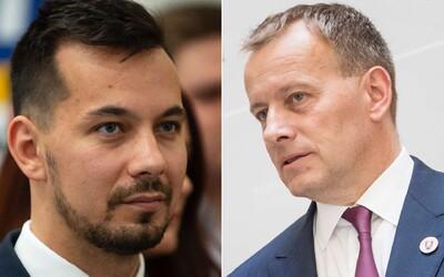 Boris Kollár naložil koaličnému partnerovi Jurajovi Šeligovi: Niečo tak odporne farizejské som v politike ešte nevidel.