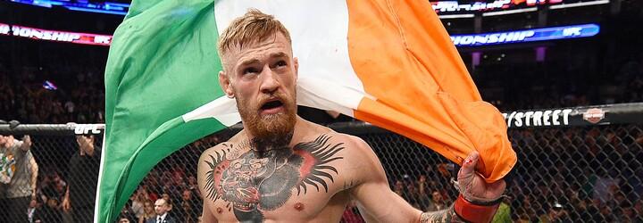 V napínavém zápase nakonec McGregor potvrdil svou předpověď a soupeře poslal k zemi ve druhém kole