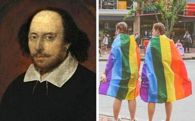 Maďarská vláda může dětem na školách zakázat číst Shakespeara, jeho díla totiž zobrazují homosexualitu.