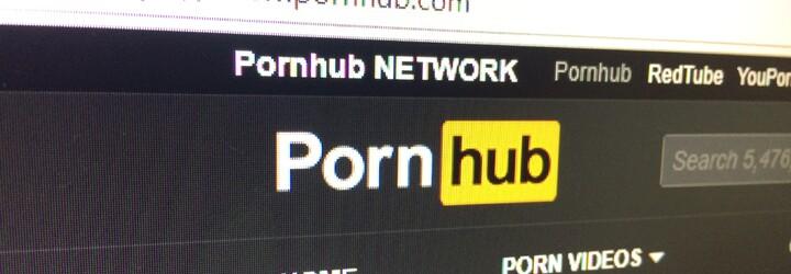 PornHub představil novou aplikaci, díky které tě při prohlížení porna nebude nikdo sledovat