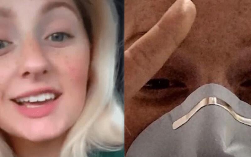 Dívka, která se na Instagramu vysmívala karanténě, se nakazila koronavirem. Zřejmě se infikovala na párty.