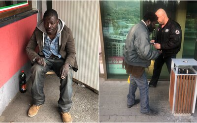 V Mlynskej doline vraj vyčíňa známy bezdomovec Zombo. Fyzicky zaútočil už na dve študentky