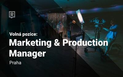 REFRESHER hledá Marketing & Production Managera!