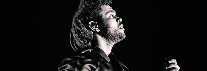 The Weeknd v plameňoch v novom klipe ku piesni I Can't Feel My Face