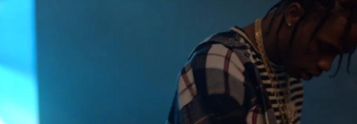 Travis Scott čaká už len na vytúžené dievča vo videu k jeho čerstvému bangeru