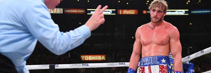 Logan Paul si před zápasem věří: Když porazím Mayweathera, budu nejlepším boxerem na světě, tvrdí