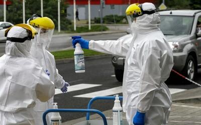 KORONAVIRUS: V Česku přibylo 301 nových případů, o 50 více než před týdnem.