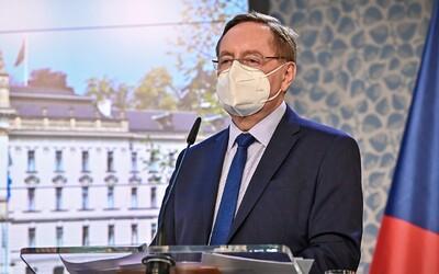 """Arenberger: """"Česko se blíží k hranici, kdy by se dalo považovat epidemickou situaci za stabilizovanou. Je to ale na hraně."""""""