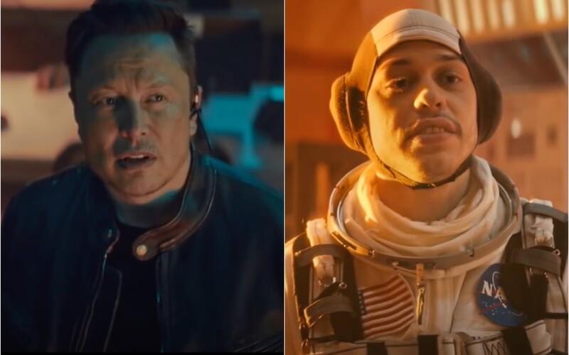 VIDEO: Elonovi Muskovi sa v skeči s legendárnym Chadom vrátil vtip o Jeffovi Bezosovi. Sleduj jeho herecký výkon.