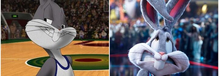 Podívej se na první obrázky ze Space Jam 2. LeBron bude hrát basket i proti Batmanovi a Mad Maxovi