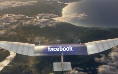 Facebook chce dostať internet do každého kúta Zeme. Dosiahne to vypustením hromady miniatúrnych satelitov už o rok