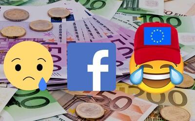 Facebook dostal od Európskej únie pokutu 110 000 000 eur za zbieranie citlivých dát o užívateľoch z WhatsAppu