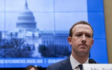 Facebook dostal pokutu 5 milliard dolarů za porušování pravidel ochrany osobních údajů uživatelů