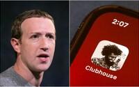 Facebook opäť kopíruje? Zuckerberg údajne pracuje na aplikácii, ktorá má konkurovať Clubhouseu