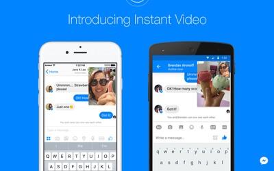 Facebook opět útočí na Snapchat. Messengeru přibudou instantní videa, která obohatí konverzace