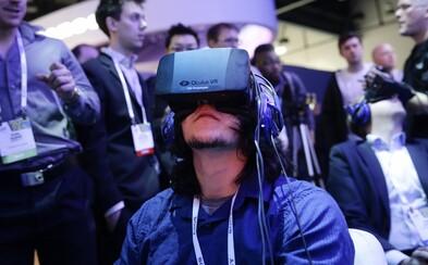 Facebook pracuje na virtuálnom teleporte. Oculus Rift zapojí reálny život, tvoje ruky a kreativitu, aby si sa dostal tam, kam chceš