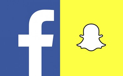 Facebook představuje dočasné zprávy po vzoru Snapchatu. Po hodině se automaticky smažou