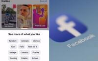Facebook se snaží získat mladší generaci, v aplikaci přibude feed s vtipnými videy a memes