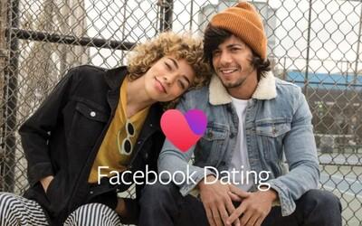 Facebook spustil vlastnú zoznamku. Nájde ti lásku, nebude sa vyhýbať ani priateľom a funguje už aj na Slovensku