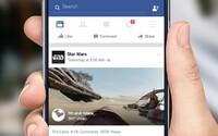Facebook uvádza 360-stupňové videá. Rozhliadni sa po svete Star Wars či pieskových dunách od GoPro