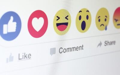Facebook začal testovat skryté počítadlo lajků