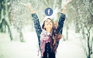 Facebook zavádí vlastní předpověď počasí, která může odstavit veškerou konkurenci