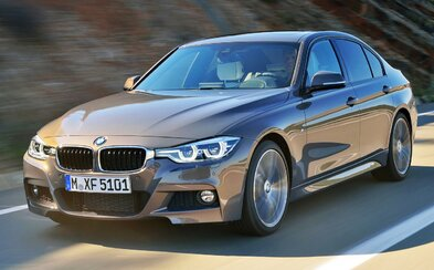 Faceliftované BMW řady 3 odhaleno. Velké optické změny nečekejte, tříválec nebo nové 340i ano