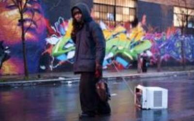 Faces Of Addiction: Príbehy ľudí bez domova z Bronxu