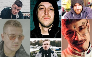 Fakin, bauch, esketit, skrrt. Jak se vyjadřují čeští rapeři a která jsou jejich nejpoužívanější slova?