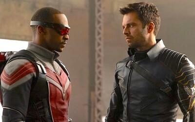 Falcon a Winter Soldier bojujú so starými, aj novými nepriateľmi. Nový marvelácky seriál bude akčný blockbuster