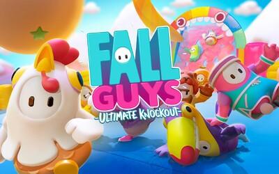 Fall Guys je totálny hit, ktorý si berie to najlepšie z Fortnite. Aký je Takešiho hrad na počítači alebo PS4?