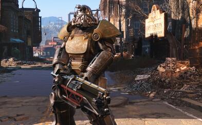 Fallout 4 vychádza už o pár dní! Najlákavejšie prvky hrateľnosti pritom odhaľuje v launch traileri