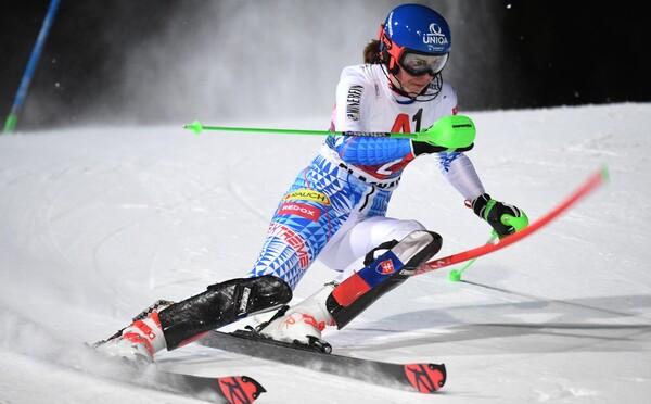 Famózna Petra Vlhová opäť prvá! Vyhrala preteky Svetového pohára vo Flachau