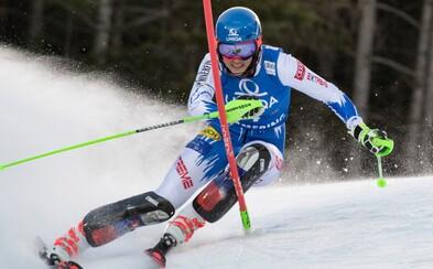 Famózna Petra Vlhová skončila na výbornom 2. mieste v slalome Svetového pohára!