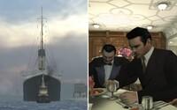 Fanoušek pracoval na módu s Titanicem do české hry Mafia 15 let. Loď ve hře vymodeloval se všemi detaily