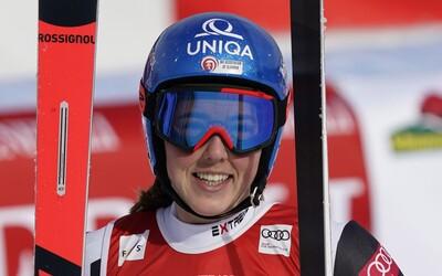 Fantastická Petra Vlhová skončila druhá v slalome na Svetovom pohári v Jasnej