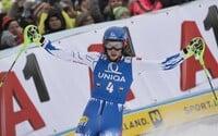 Fantastická Petra Vlhová skončila druhá v slalome Svetového pohára!